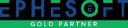 Ephesoft Gold Partner Logo