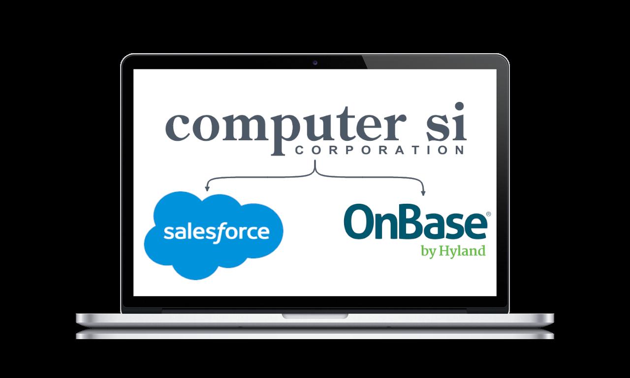 Computer SI Intgrates Salesforce and OnBase